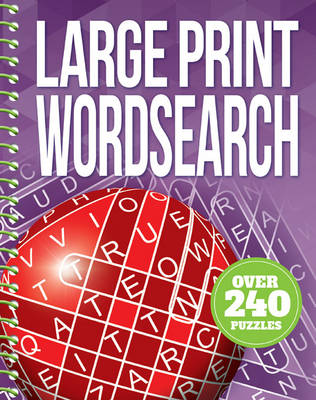 Picture of Large Print Wordsearch 2