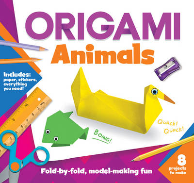 Picture of Animal Origami