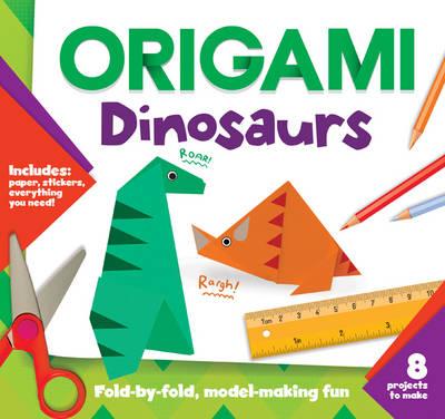 Picture of Dinosaur Origami