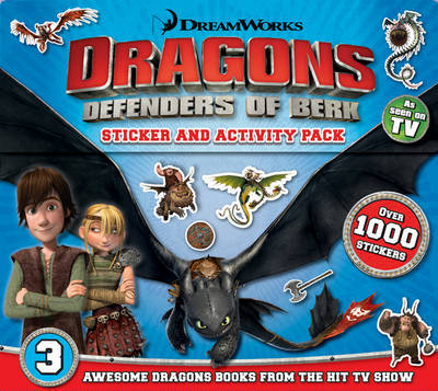 Picture of Sticker and Activity Pack