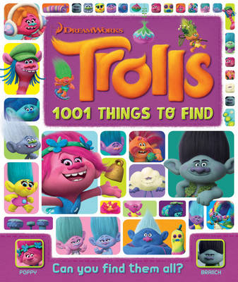 Picture of 1001 Troll Things to Find