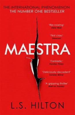 Picture of Maestra: The Most Shocking Thriller You'll Read This Year