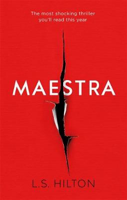 Picture of Maestra: The Shocking International Number One Bestseller