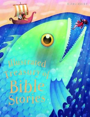Picture of Illustrated Treasury of Bible Stories