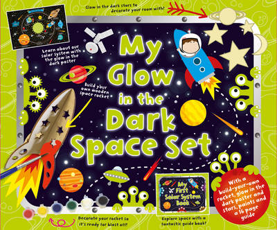 Picture of Glow in the Dark Solar System Kit