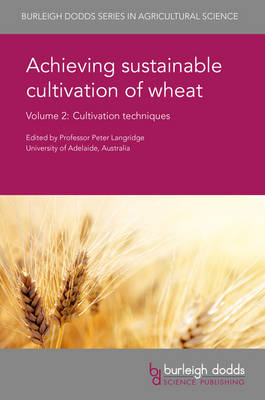Picture of Achieving Sustainable Cultivation of Wheat: Cultivation Techniques: Volume 2