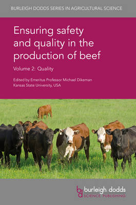 Picture of Ensuring Safety and Quality in the Production of Beef: Volume 2