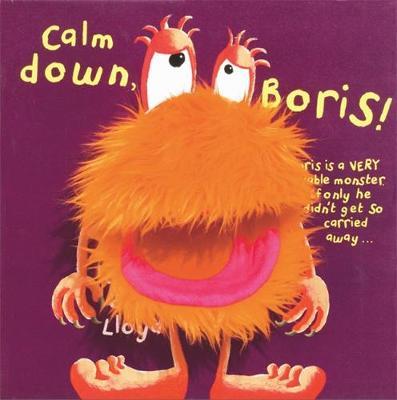 Picture of Calm Down Boris!