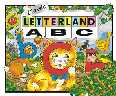 Picture of Letterland ABC