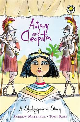 Picture of Antony and Cleopatra: Shakespeare Stories for Children