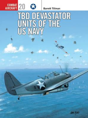 Picture of TBD Devastator Units of the US Navy