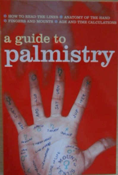 Picture of A GUIDE TO PALMISTRY