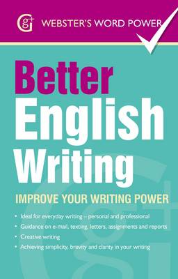 Picture of Better English Writing: Improve Your Writing Power