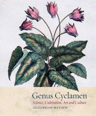 Picture of Genus Cyclamen: Science, Cultivation, Art and Culture