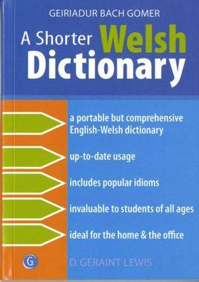 Picture of A Shorter Welsh Dictionary