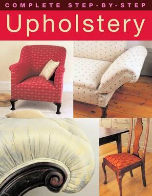 Picture of Complete Step-by-step Upholstery