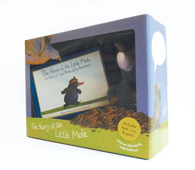 Picture of Little Mole Box Set: With Plush Toy
