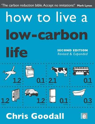 Picture of How to Live a Low-Carbon Life: The Individual's Guide to Tackling Climate Change