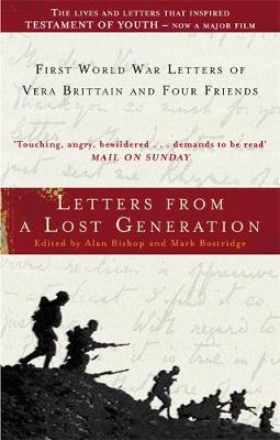 Picture of Letters from a Lost Generation: First World War Letters of Vera Brittain and Four Friends