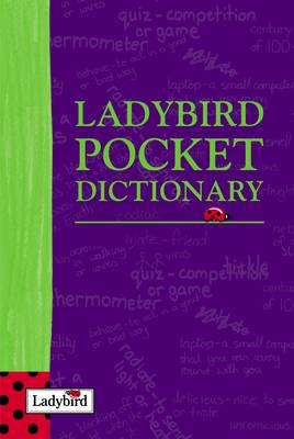 Picture of Ladybird Pocket Dictionary
