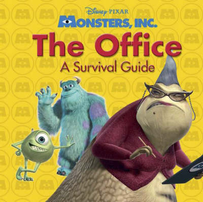 Picture of Monsters, Inc. : The Office - A Survival Guide