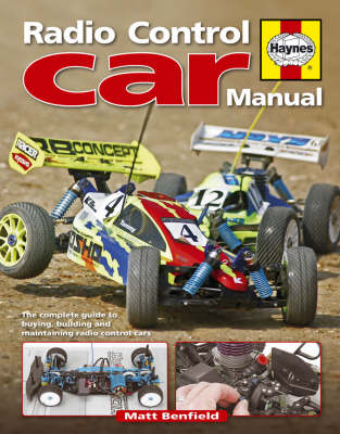 Picture of Radio Control Car Manual: The Complete Guide to Buying, Building and Maintaining Radio Control Cars