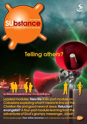 Picture of SUbstance: v. 5: Telling Others