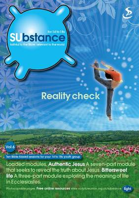 Picture of SUbstance: v. 6: Reality Check