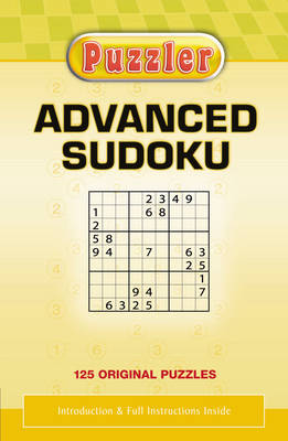 Picture of Puzzler  Advanced Sudoku
