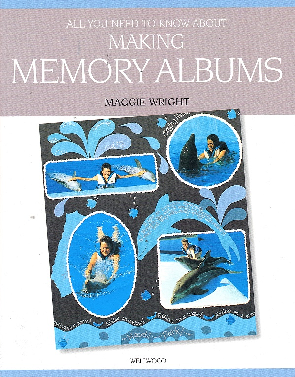 Picture of MAKING MEMORY ALBUMS