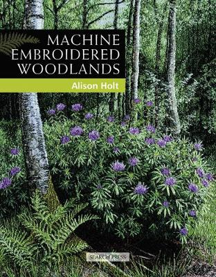 Picture of Machine Embroidered Woodlands