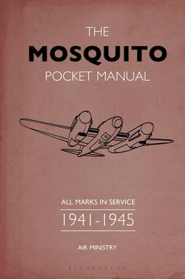 Picture of The Mosquito Pocket Manual: All Marks in Service 1939-45