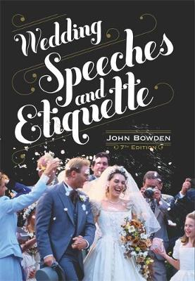 Picture of Wedding Speeches and Etiquette