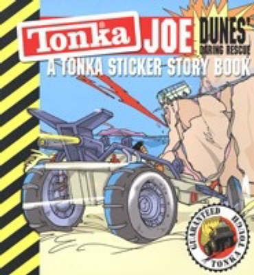Picture of Tonka Joe: All Action Story Sticker Book: Bk. 3