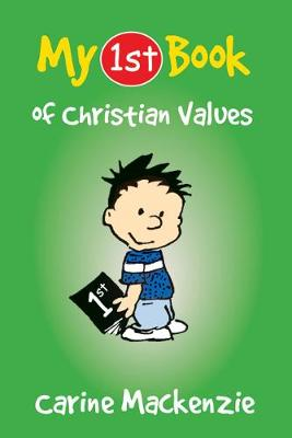 Picture of My 1st Book of Christian Values