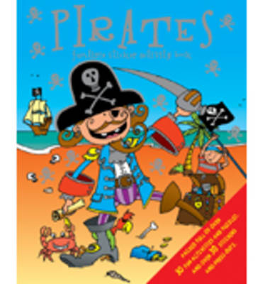 Picture of Pirate Activity Book