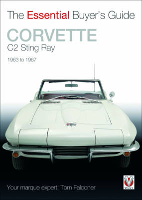 Picture of Corvette C2 Sting Ray 1963-1967