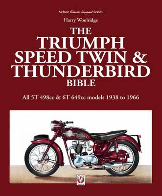 Picture of Triumph Speed Twin & Thunderbird Bible