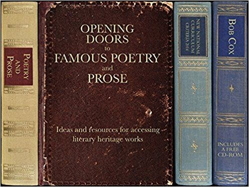 Picture of Opening Doors to Famous Poetry and Prose: Ideas and Resources for Accessing Literary Heritage Works
