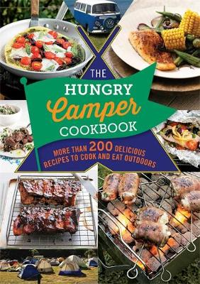 Picture of The Hungry Camper Cookbook: More Than 200 Delicious Recipes to Cook and Eat Outdoors