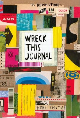 Picture of Wreck This Journal: Now in Colour