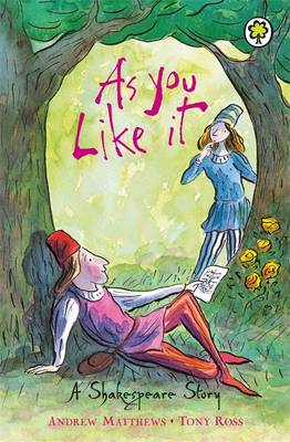 Picture of As You Like it: Shakespeare Stories for Children