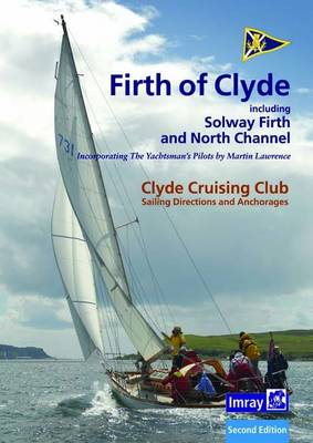 Picture of Ccc Sailing Directions and Anchorages - Firth of Clyde: Including Solway Firth and North Channel