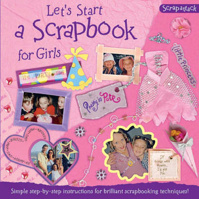 Picture of Let's Start a Scrapbook for Girls