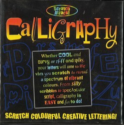 Picture of Scratch Attack Calligraphy