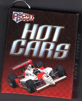 Picture of POCKET POWER- HOT CARS