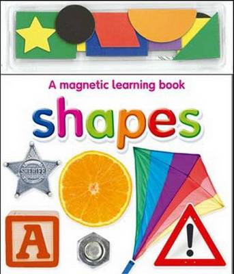Picture of Magnetic Learning Books Shapes