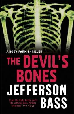 Picture of The Devil's Bones: A Body Farm Thriller
