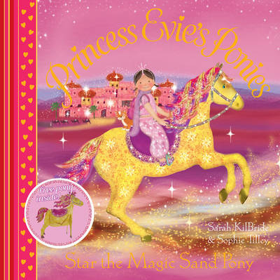 Picture of Star the Magic Sand Pony