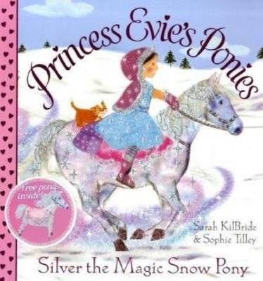 Picture of Silver the Magic Snow Pony